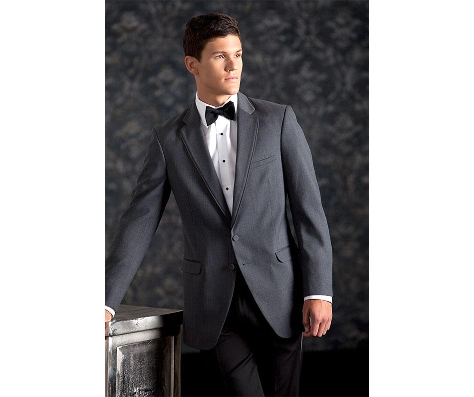 steel gray bartlett tuxedo
