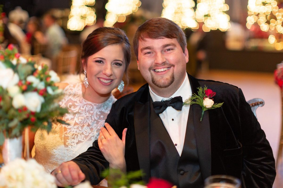 Caroline and Kyler Weldding - ken Tart Photography - Raleigh NC - VIP Formal Wear