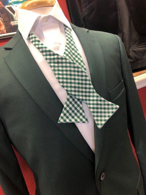 the Murphy Suit - Hunter Green Suit - VIP Formal Wear